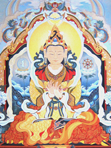 SF Shambala Meditation — Primordial Ridgen