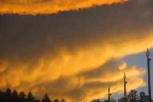 Dharma Sky by Brigit Rile Schmidt