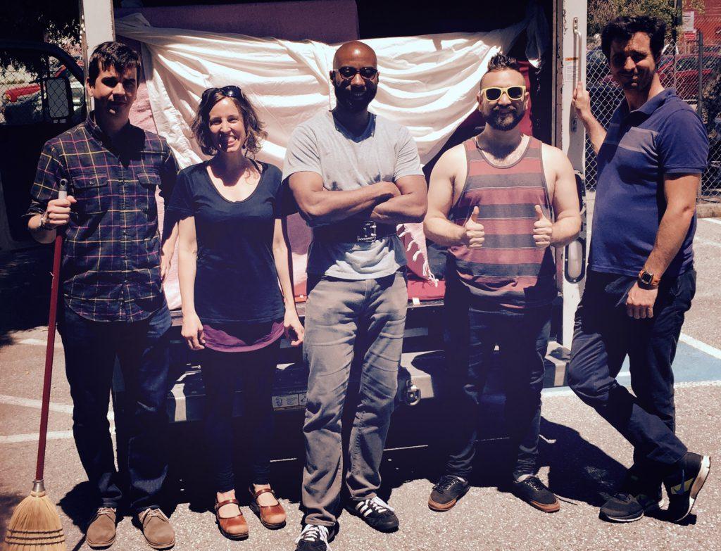 SF Moving team