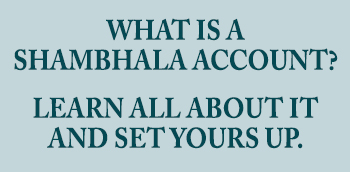 What is a Shambhala Account?